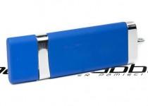 ds-0014 plastikowe usb z dużą powierzchnią nadruku