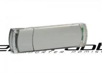 ds-0038 plastikowo metalowe usb