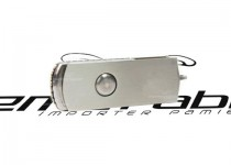 ds-0202 metalowy twister usb solidny pendrive