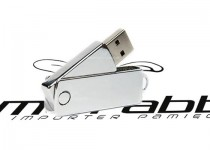 ds-0216 metalowy twister usb pendrive