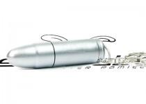 ds-0219 usb pocisk w kształcie pocisku pendrive