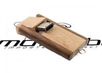 ds-0400 drewniane usb z obracanym łączem