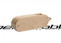 ds-0410 drewniany usb wyciągane złącze
