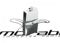 ds-0809 srebrny usb z krysztalkiem promocyjny pod logo