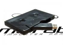 ds-0077 usb w kształcie kasety magnetofonowej pendrive