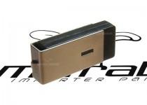 ds-0092 plastikowo-metalowy pendrive twister duzo miejsca pod promocyjny grawer