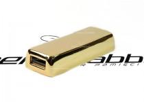 ds-0234 sztabka złota usb bez tłoczenia