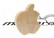 ds-0418 usb w kształcie jabłka