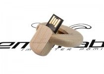 ds-0419 rozkładany usb drewniany