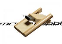 ds-0421 rozkładany usb drewniany pendrive