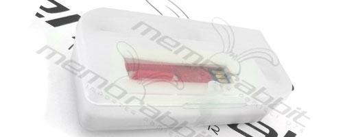 opakowanie plastikowe magnes pendrive usb