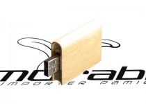 ds-0422 drewniane usb książka pendrive