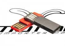 ds-0821 plastikowy klips do papieru usb