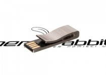ds-0823 mini metalowy spinacz do papieru usb pendrive